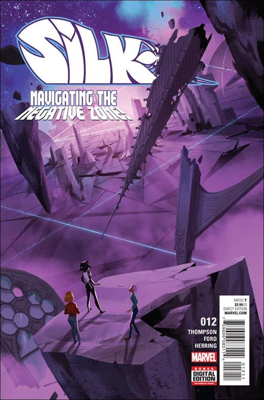 Silk #11 [2016] VF/NM Marvel Comics