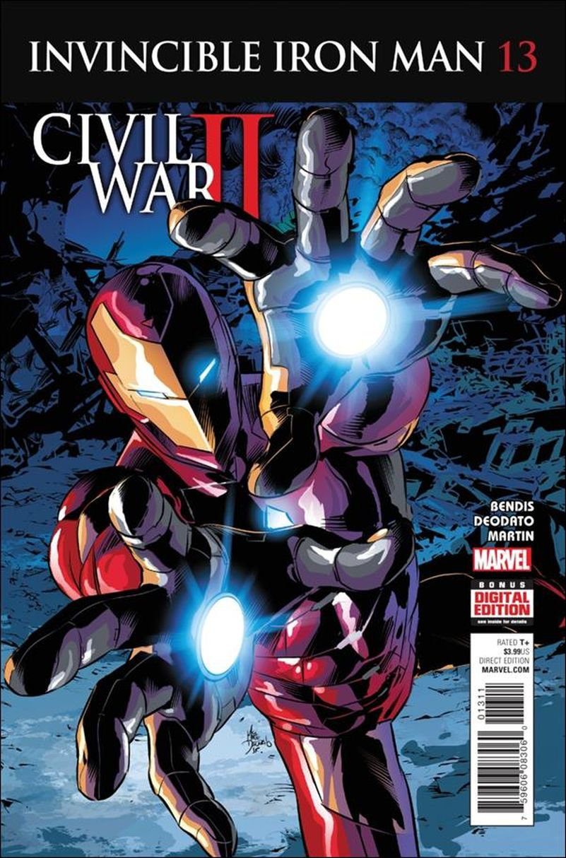Invincible Iron Man #13 [2016] VF/NM Marvel Comics