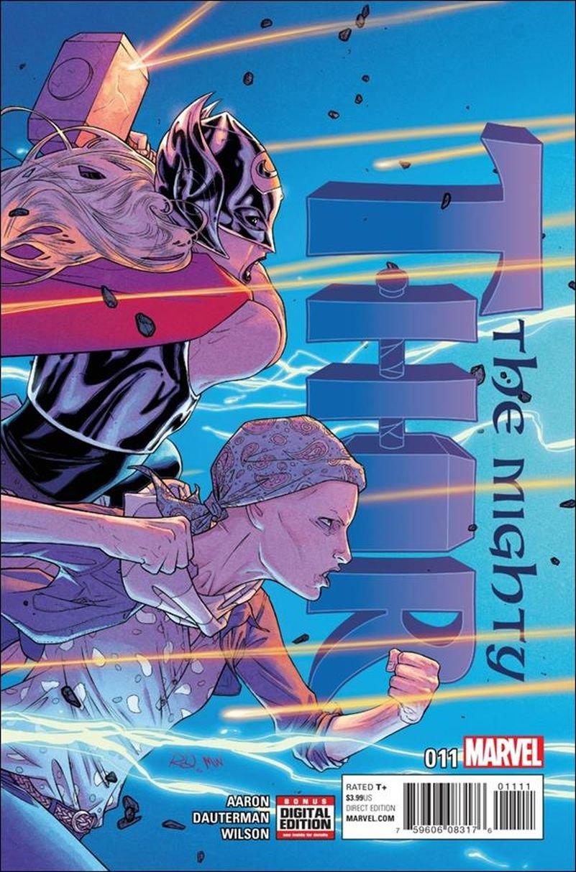 Mighty Thor #11 [2016] VF/NM Marvel Comics