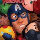 Captain America: Steve Rogers #5  Helen Chen Tsum Tsum Cover [2016] VF/NM Marvel Comics