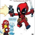 Deadpool #17 Skottie Young variant [2016] VF/NM Marvel Comics