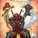 Deadpool Annual #1  Ron Lim variant [2016] VF/NM