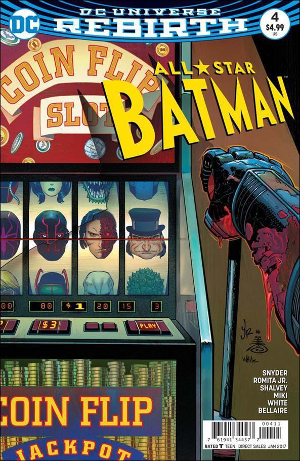 All-Star Batman #4 [2016] VF/NM DC Comics