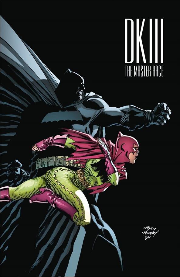 Dark Knight III: The Master Race #6 [2016] VF/NM DC Comics