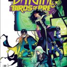 Batgirl & the Birds of Prey #4 Kamome Shirahama Variant Cover [2016] VF/NM DC Comics