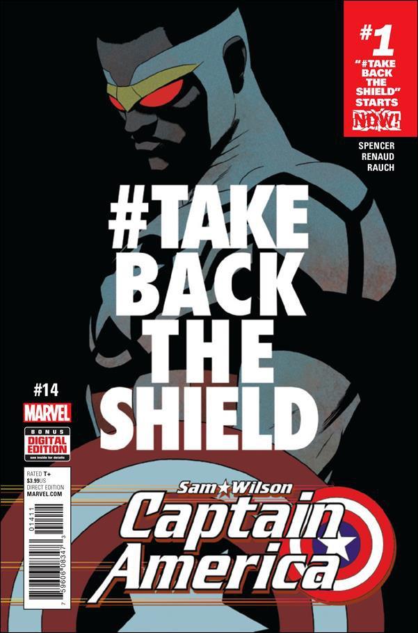 Captain America: Sam Wilson #14 [2016] VF/NM Marvel Comics