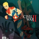 Captain Marvel #9 [2016] VF/NM Marvel Comics