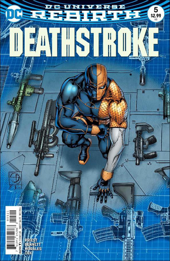 Deathstroke #5 Shane Davis Variant Cover [2016] VF/NM DC Comics