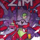 Invader Zim #10 Louie Del Carmen Variant Cover [2016] VF/NM Oni Press Comics