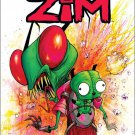 Invader Zim #13 Alex Pardee Variant Cover [2016] VF/NM Oni Press Comics