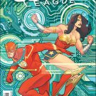 Justice League #9 Yanick Paquette Variant Cover [2016] VF/NM DC Comics