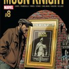 Moon Knight #8 [2016] VF/NM Marvel Comics