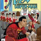 New Super-Man #5 Bernard Chang Variant Cover [2016] VF/NM DC Comics