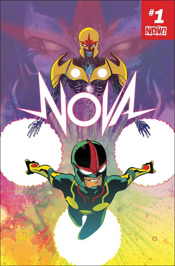 Nova #1 [2017] VF/NM Marvel Comics
