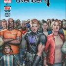 Occupy Avengers #1 [2017] VF/NM Marvel Comics