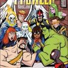 Prowler #1 Bobby Rubio Champions Variant Cover [2016] VF/NM Marvel Comics