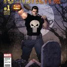Punisher Annual #1 Ariel Olivetti Variant Cover [2016] VF/NM Marvel Comics