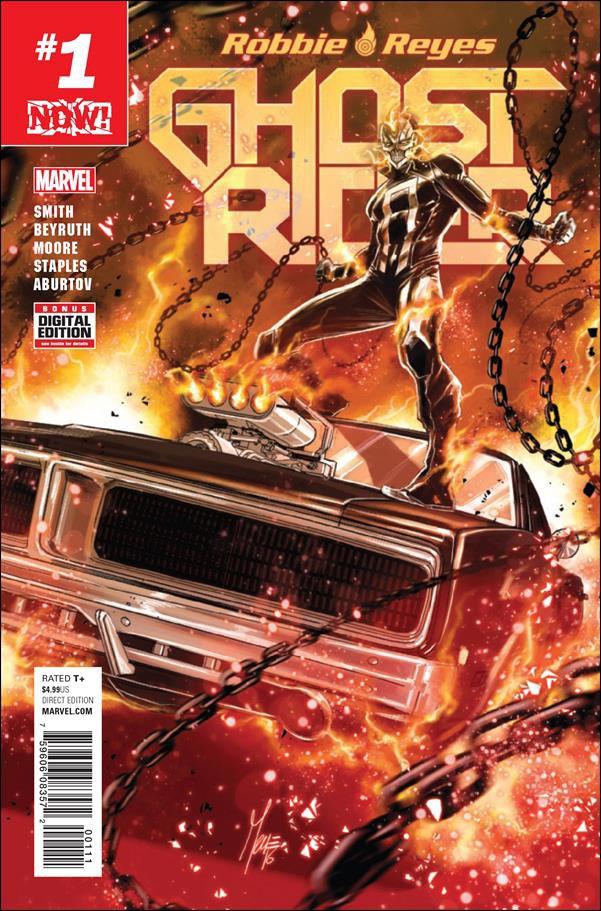 Ghost Rider #1 [2017] VF/NM Marvel Comics