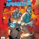 Scooby Apocalypse #8 Ivan Reis Variant Cover [2016] VF/NM DC Comics