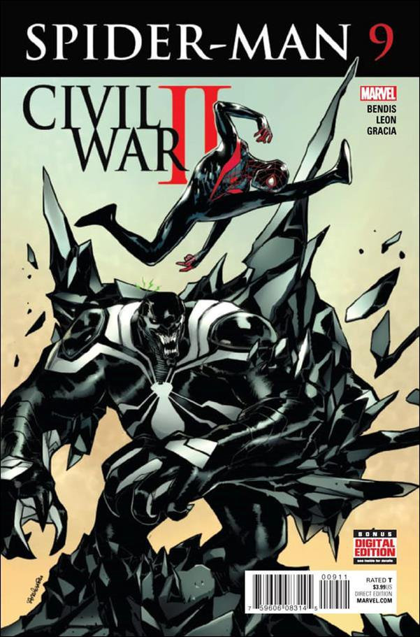 Spider-Man #9 [2016] VF/NM Marvel Comics