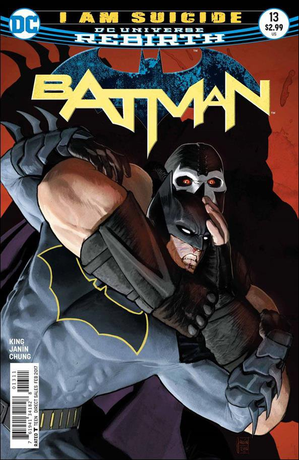 Batman #13 [2017] VF/NM DC Comics