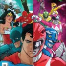 Justice League / Power Rangers #1 of 6 [2017] VF/NM DC and Boom! Studios Comics
