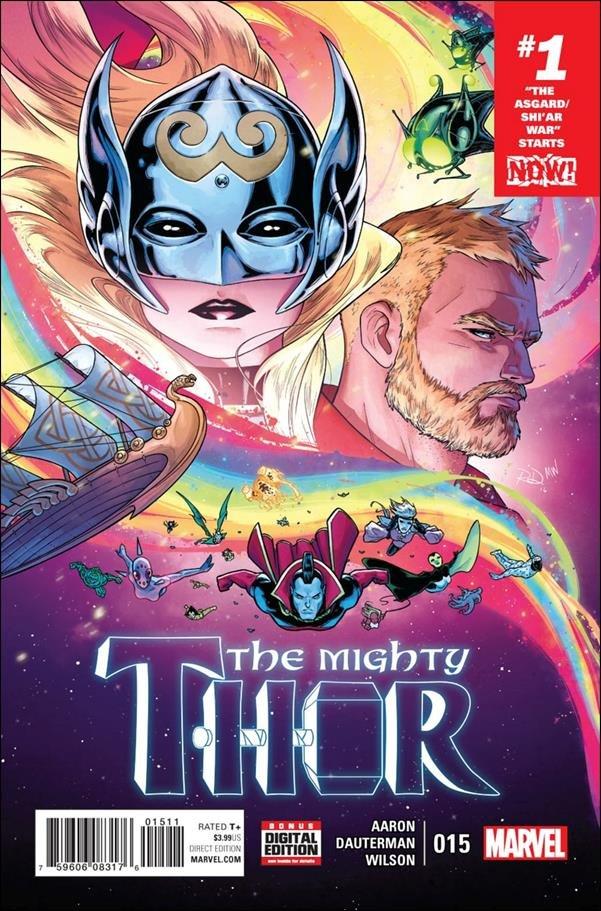 Mighty Thor #15 [2017] VF/NM Marvel Comics