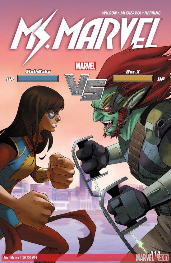 Ms. Marvel #14 [2017] VF/NM Marvel Comics
