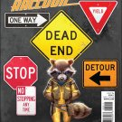Rocket Raccoon #2 [2017] VF/NM Marvel Comics