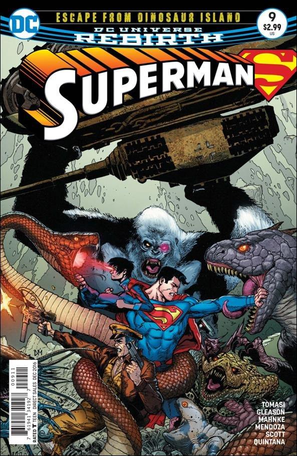 Superman #9 [2016] VF/NM DC Comics