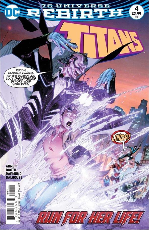 Titans #4 [2016] VF/NM DC Comics