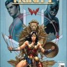 Trinity #2 Frank Cho Variant Cover [2016] VF/NM DC Comics
