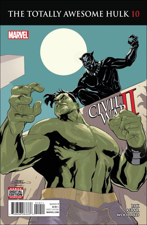Totally Awesome Hulk #10 [2016] VF/NM Marvel Comics