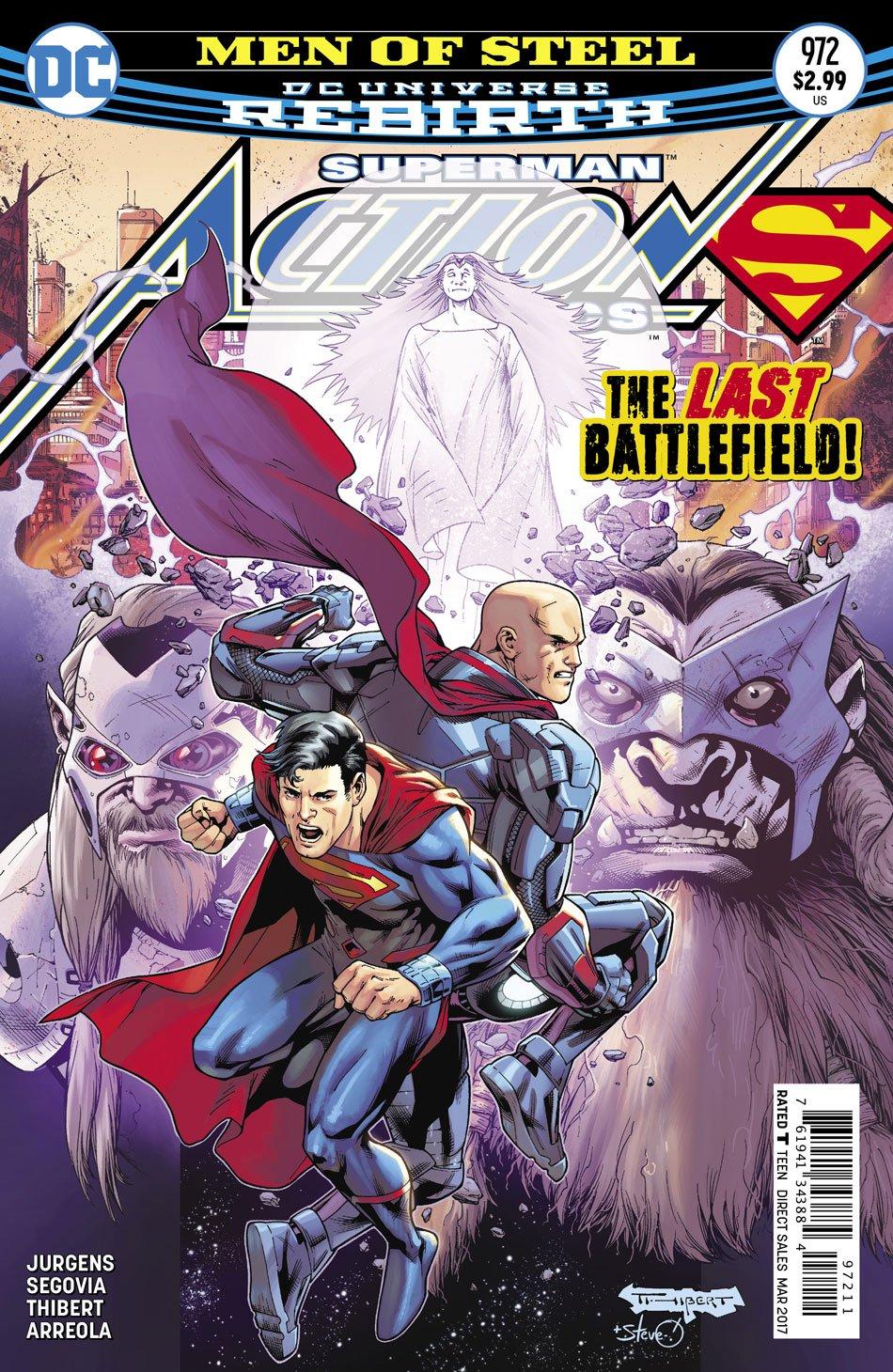 Action Comics #972 [2017] VF/NM DC Comics