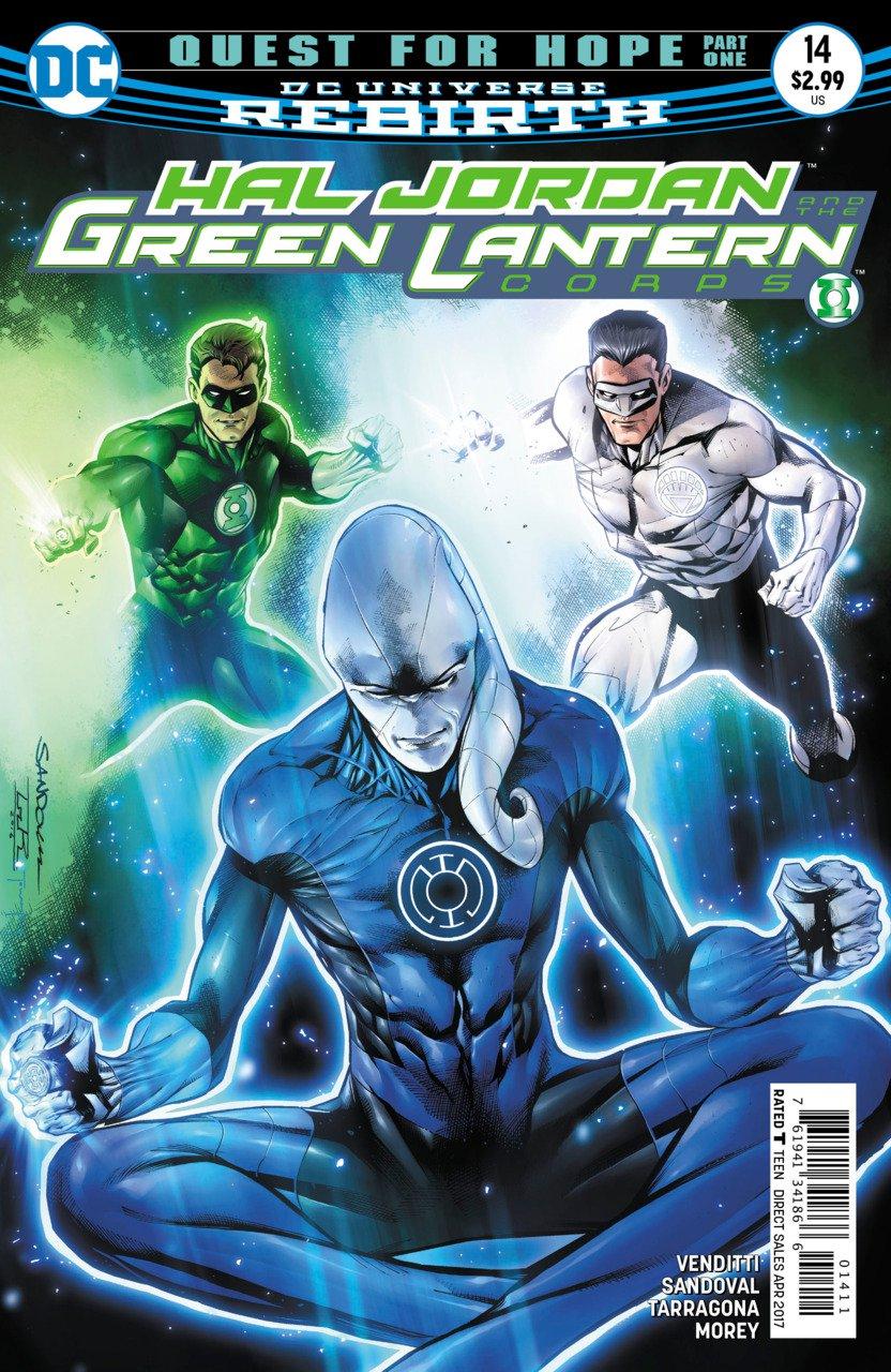 Hal Jordan and the Green Lantern Corps #14 [2017] VF/NM DC Comics