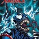 Captain America: Steve Rogers #13 Tom Raney Venomized Variant Cover [2017] VF/NM Marvel Comics