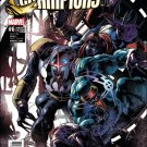 Champions #6 Mike Deodato Jr. Venomized Variant Cover [2017] VF/NM Marvel Comics