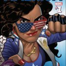 America #1 [2017] VF/NM Marvel Comics