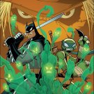 Batman / Teenage Mutant Ninja Turtles #4 [2017] VF/NM DC IDW Comics