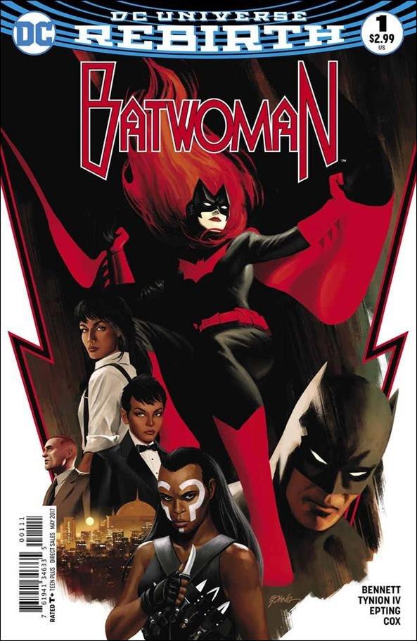 Batwoman #1 [2017] VF/NM DC Comics