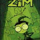 Invader Zim #8 Megan Lawton Variant Cover [2017] VF/NM Oni Press Comics