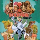 Deadpool & The Mercs for Money #8 [2017] VF/NM Marvel Comics