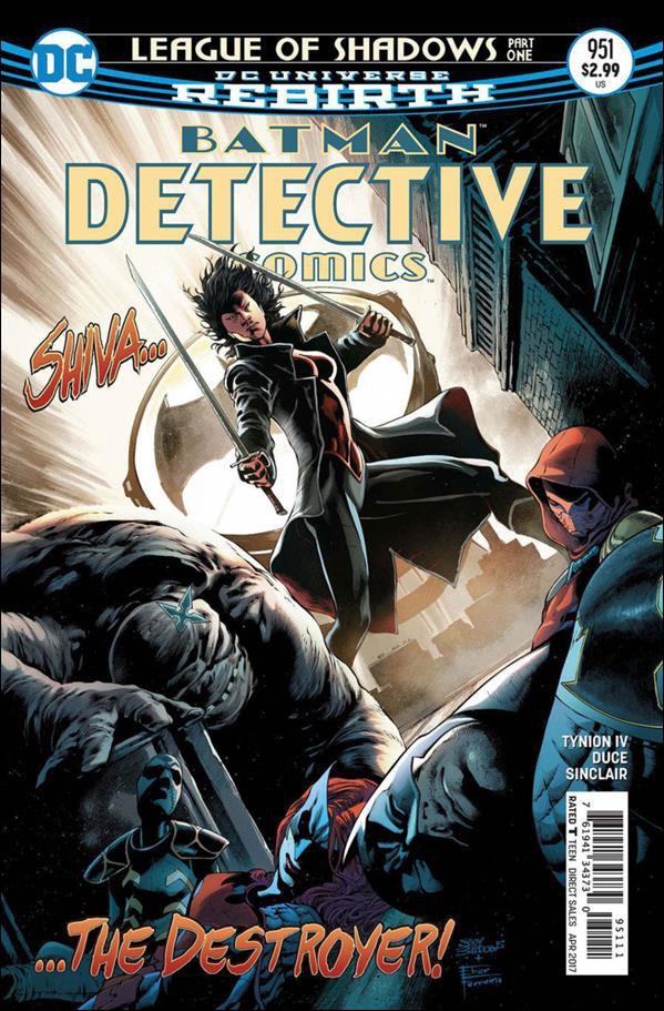 Detective Comics #951 [2017] VF/NM DC Comics