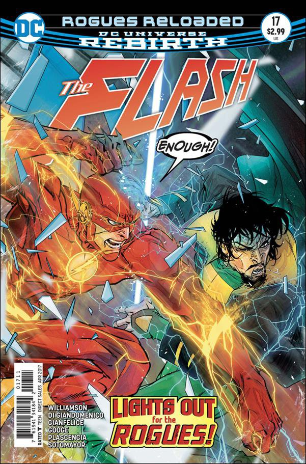 Flash #17 [2017] VF/NM DC Comics