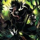 Black Panther #12 Elizabeth Torque Venomized Variant Cover [2017] VF/NM Marvel Comics