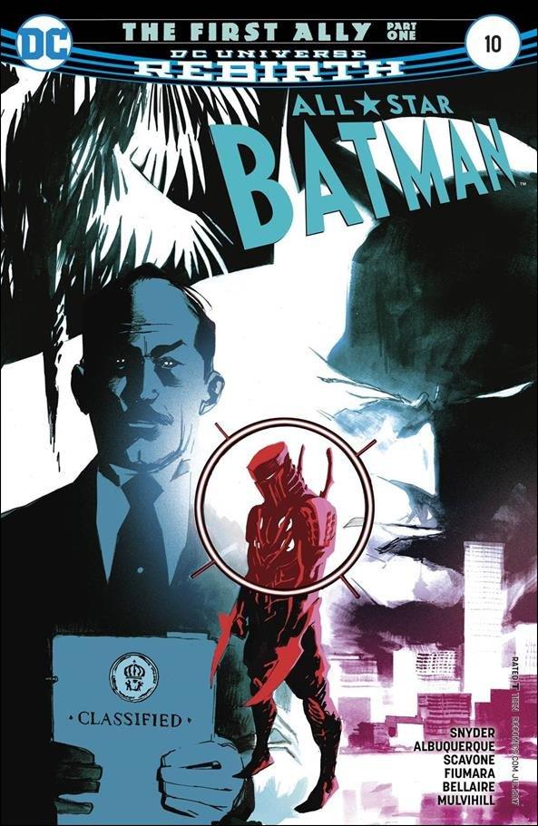 All-Star Batman #10 [2017] VF/NM DC Comics