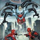 Spider-Man / Deadpool #17 [2017] VF/NM Marvel Comics