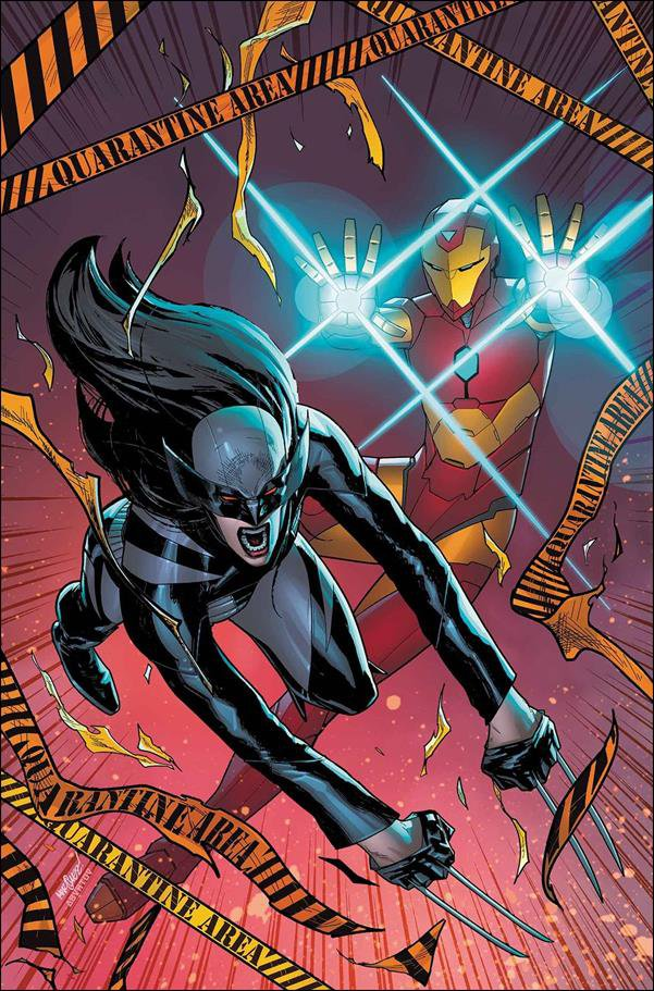 All-New Wolverine #21 [2017] VF/NM Marvel Comics