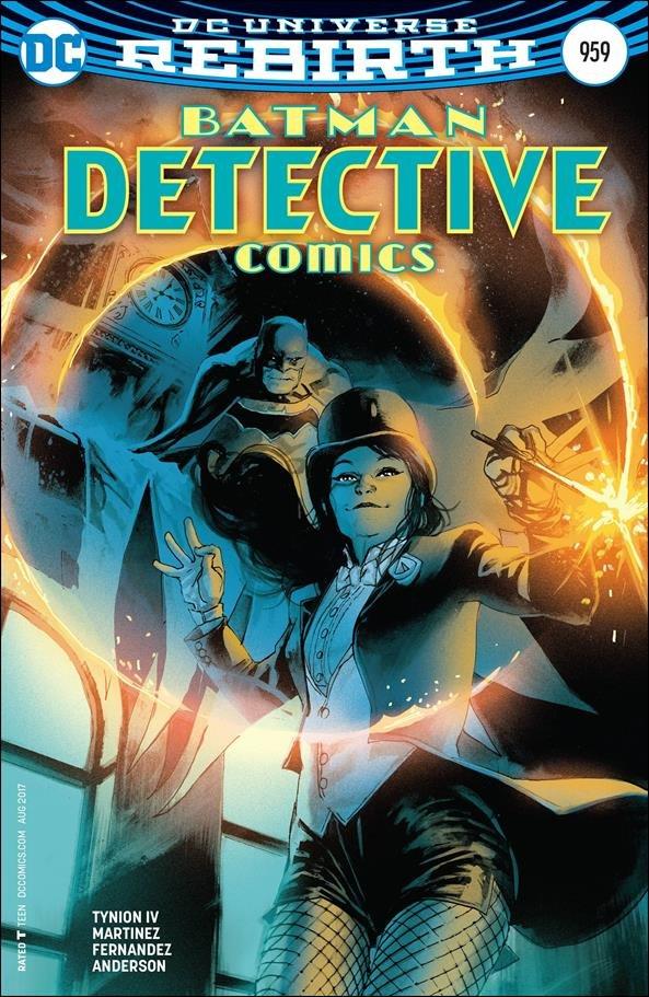 Detective Comics #959 Rafael Albuquerque Variant Cover [2017] VF/NM DC Comics