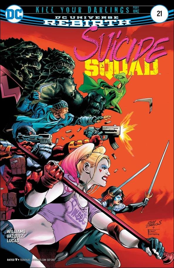 Suicide Squad #21 [2017] VF/NM DC Comics
